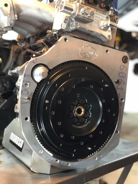 Picture of K engine to F transmission 2nrs Adapter Plate