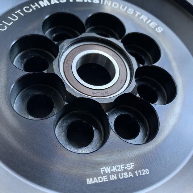 Picture of Clutch Masters Steel K2F Flywheel
